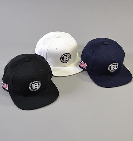 BRIEFING  FLATVISOR CAP