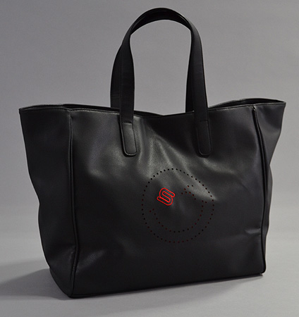 SubSeventy AS30041 Punch Smile Tote Bag