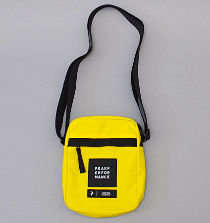 PeakPerformance Andy Bag Yellow