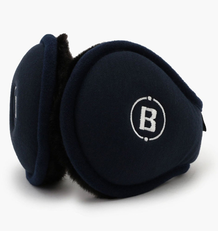 BRIEFING MENS EAR MUFF NAVY