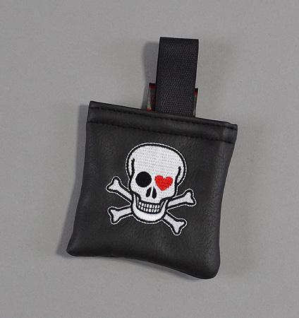 "AM&E ""Skull"" Tag Bag"