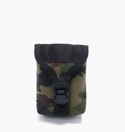BRIEFING SCOPE BOX POUCH GREEN CAMO