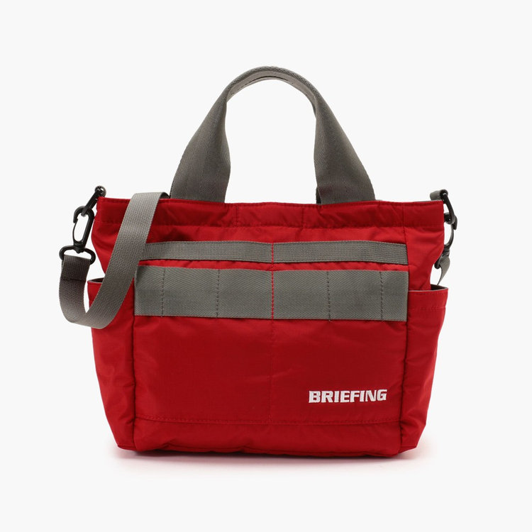 BRIEFING CART TOTE RIP-2 RED