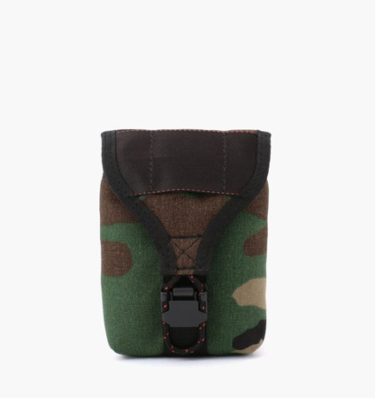 BRIEFING SCOPE BOX POUCH WOODLAND CAMO