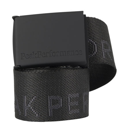 PeakPerformance Rider II Belt Black
