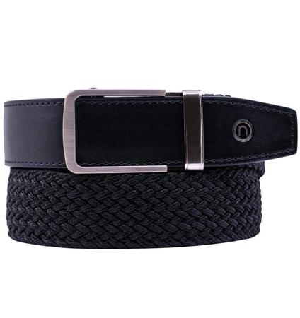 Braided Belt Black  ラチェット式ベルト