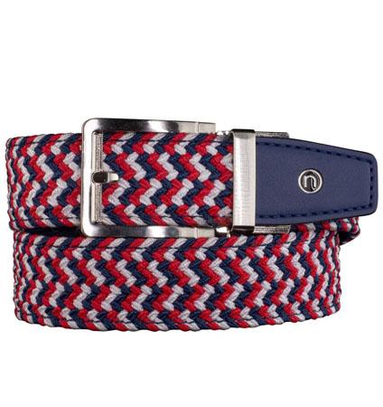 Liberty Braided Belt ラチェット式ベルト