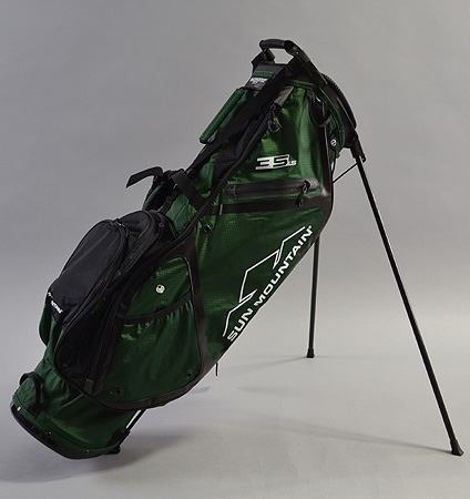 Sun Mountain 3.5 LS Stand Bag Green