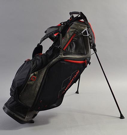 Sun Mountain 4.5 LS 14-WAY Bag Iron/Black/Red