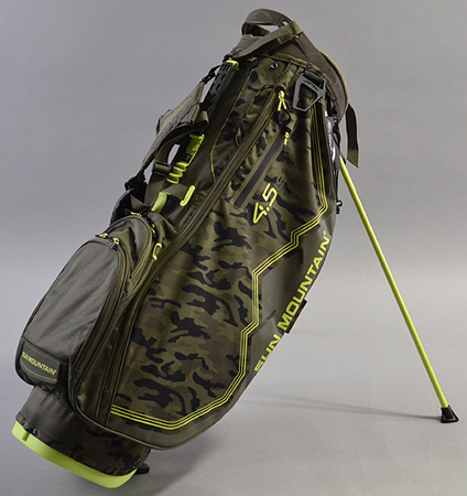 Sun Mountain Women's 4.5 LS Stand Bag Sage/Camo/Dew