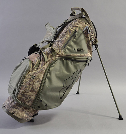 Sun Mountain 4.5 LS Bag Desert Camo/Sand