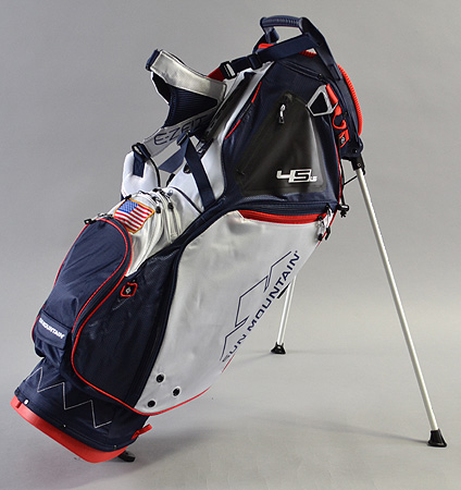 Sun Mountain 4.5 LS Bag Navy/White/Red