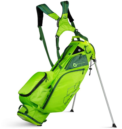 2020 Sun Mountain Eco-lite Stand Bag Rush/Green/Green
