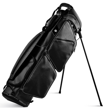 2020 Sun Mountain Metro Stand Bag Black/White