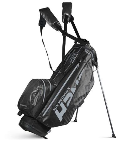 2020 Sun Mountain H2NO Superlite Stand Bag Black