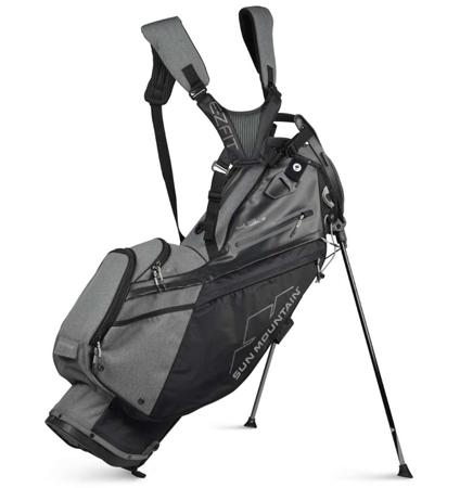 2021 Sun Mountain 4.5 LS Stand Bag Black/Carbon