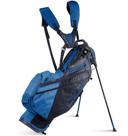 2022 Sun Mountain 4.5 LS Stand Bag Navy/Cobalt