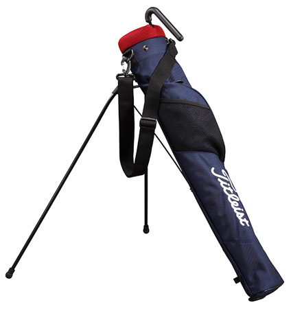 Titleist AJSSB71 Self Stand Carry Navy