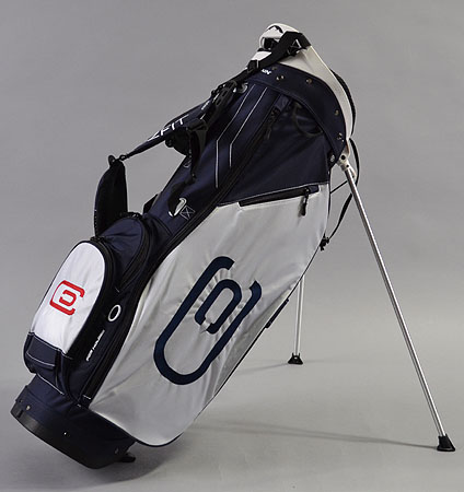 excors Stand Bag Navy/White