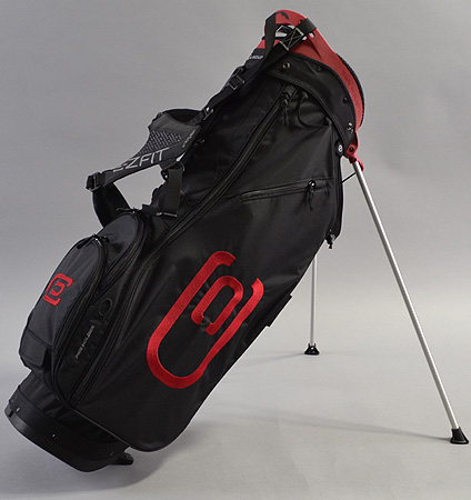 excors Stand Bag Black/Red