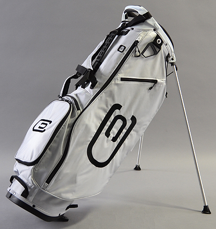 2019 excors Stand Bag White/Black