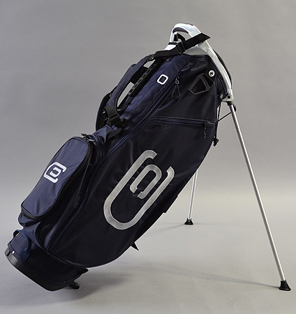 excors Stand Bag Navy/Silver