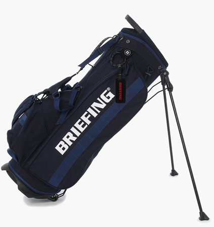 BRIEFING CR-4 #01 Stand Bag Navy