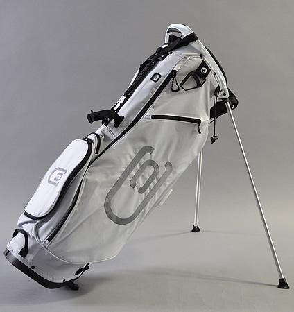 excors Stand Bag White/Silver