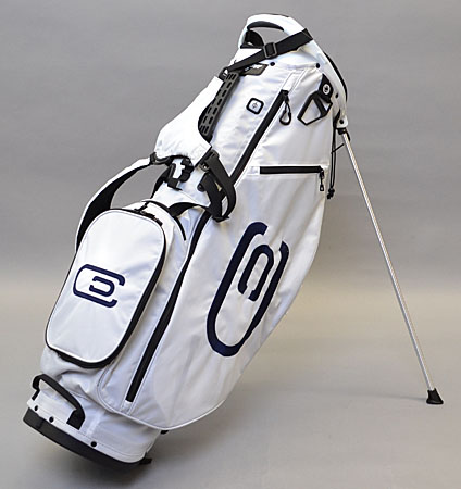 excors Stand Bag White/Navy