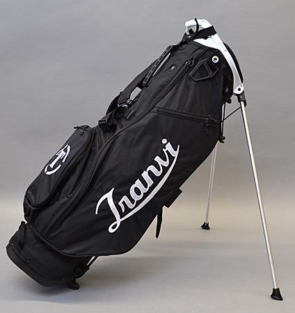 2020 Tranvi Stand Bag Black/White