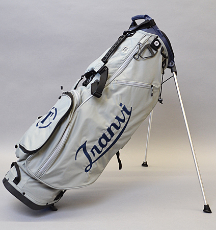 2020 Tranvi Stand Bag Gray/Navy