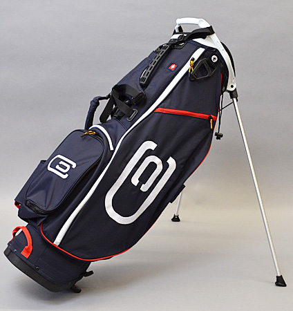 2020 excors Stand Bag Navy/White/Red