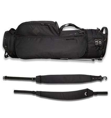 Jones Utility Trouper 2.0 Stand Bag Black