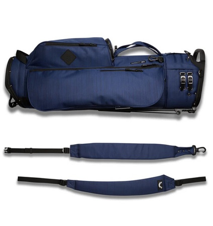 Jones Utility Trouper 2.0 Stand Bag Navy Twill