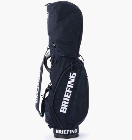 BRIEFING CR-5 #02 CART BAG NAVY