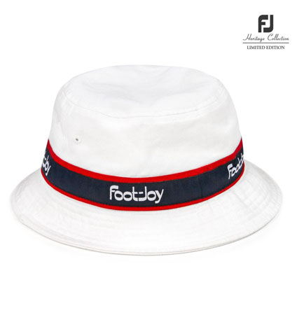 FootJoy FJ Heritage Bucket Cap Limited Edition