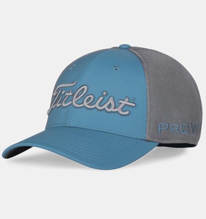 Titleist Tour Sports Mesh Cap Storm/Gray