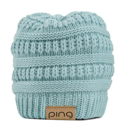 2020 PING Ladies Ponytail Knit Teal