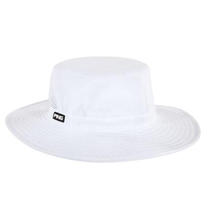 PING Boonie Hat White