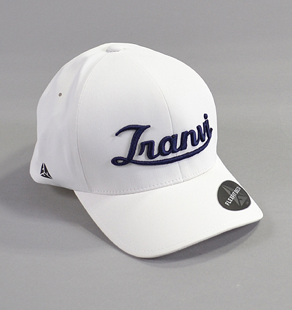 Tranvi Flexfit Cap White/Navy
