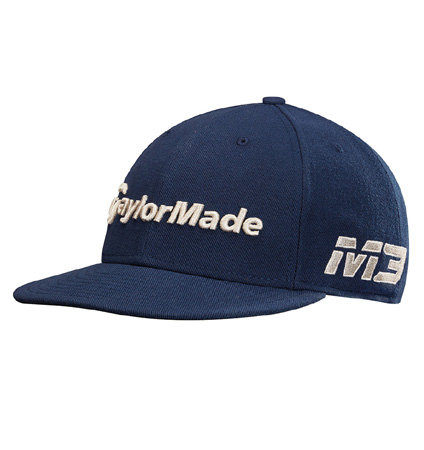 TaylorMade New Era Tour 9Fifty SnapBack Hat Navy