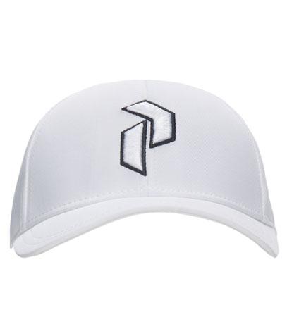 PeakPerformance Path Cap White