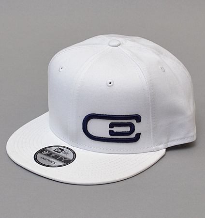 NEW ERA 9FIFTY excors Hat White