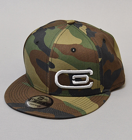NEW ERA 9FIFTY excors Hat Camo/Gray