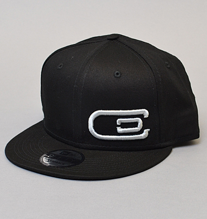 NEW ERA 9FIFTY excors Hat Black/Silver