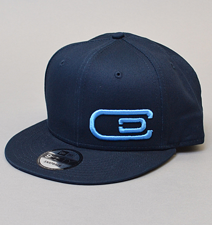 NEW ERA 9FIFTY excors Hat Navy/Light Blue