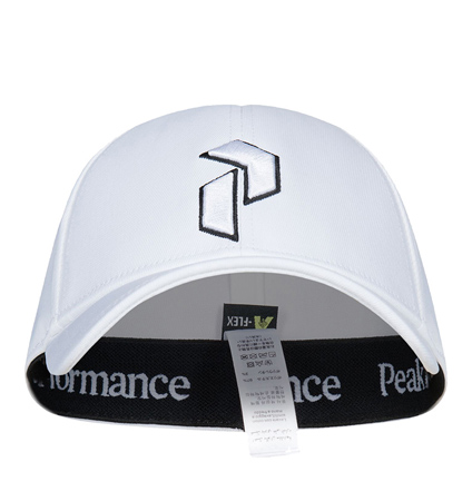 2020 PeakPerformance Path Cap White