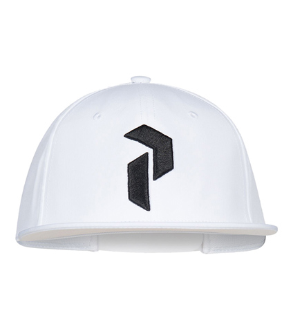 2020 PeakPerformance Player Cap White