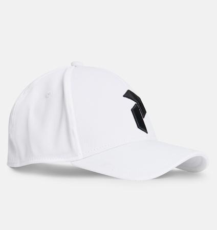 PeakPerformance Player Cap White