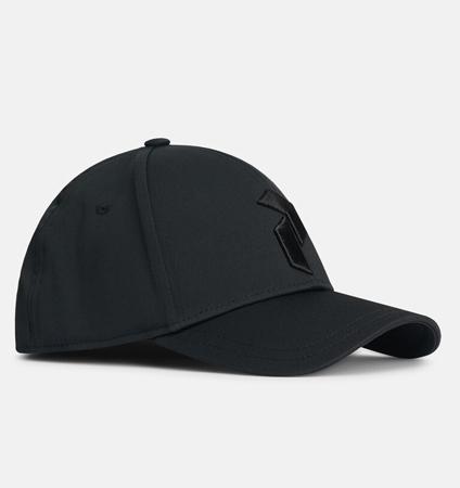 PeakPerformance Player Cap Black